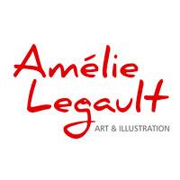 Logo Amélie Legault