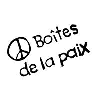 Logo Boites de la paix