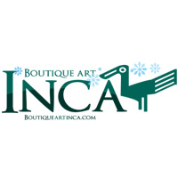 Logo Boutique art Inca