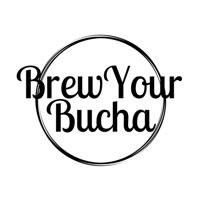 Logo Brew Your Bucha