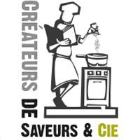 Logo Créateurs de Saveurs & Cie