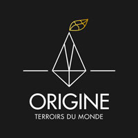 Logo Origine : Terroirs du Monde