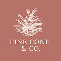 Logo Pine Cone and Co.