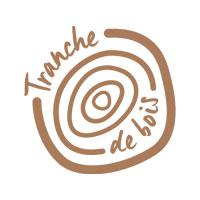 Logo Tranche de bois