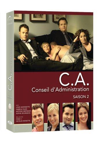 C.A. Conseil d'Administration (saison 2)