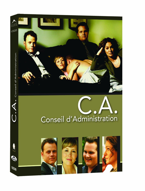 Série télévisée C.A (saison 1)