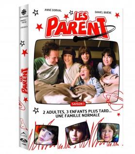 Coffret DVD de la saison 1 : Les Parent