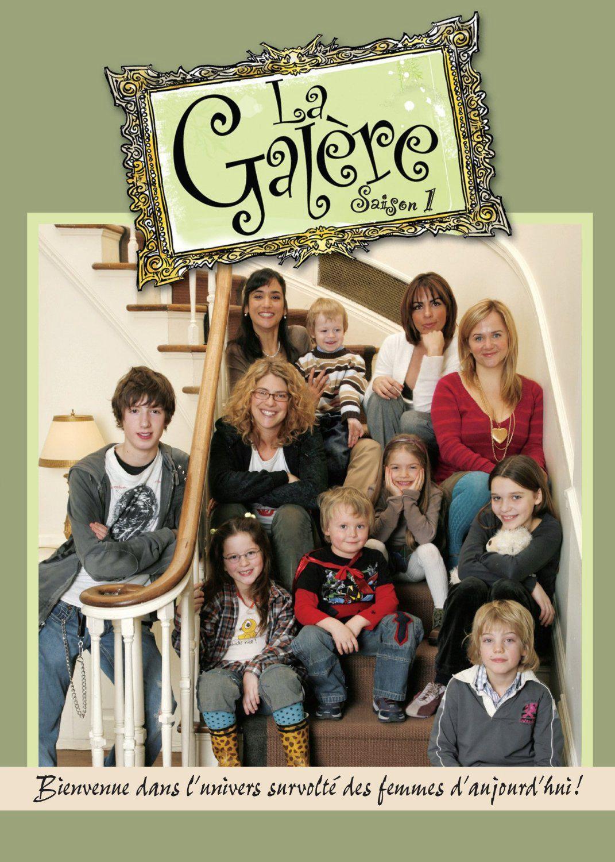 Cliquez ici pour acheter La Galère saison 1 en DVD!