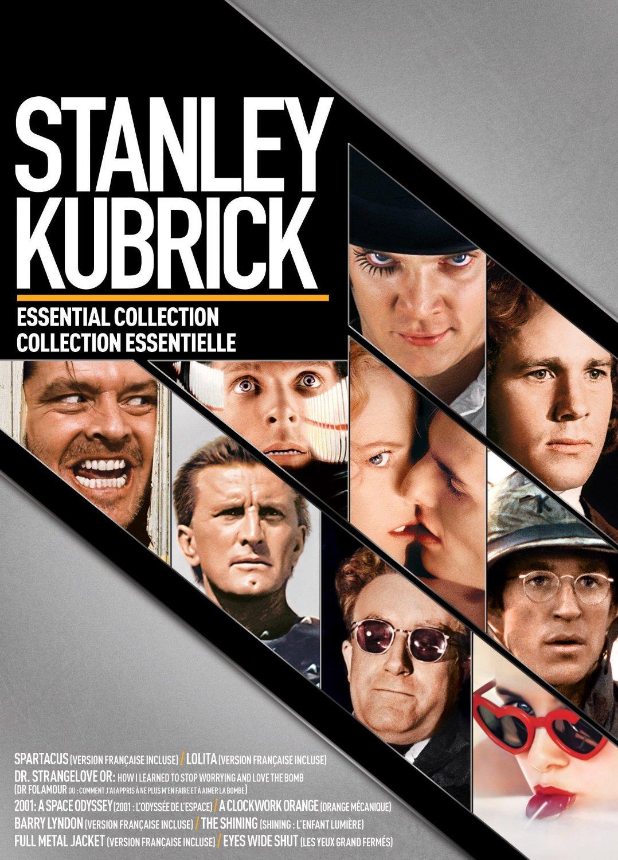 Coffret DVD de Stanley Kubrick