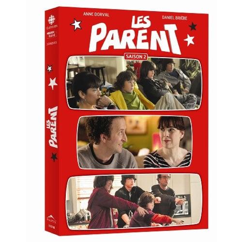 Coffret DVD de la saison 2 : Les Parent