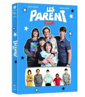 Coffret DVD de la saison 3 : Les Parent