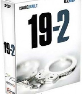 Série québécoise 19-2 en DVD