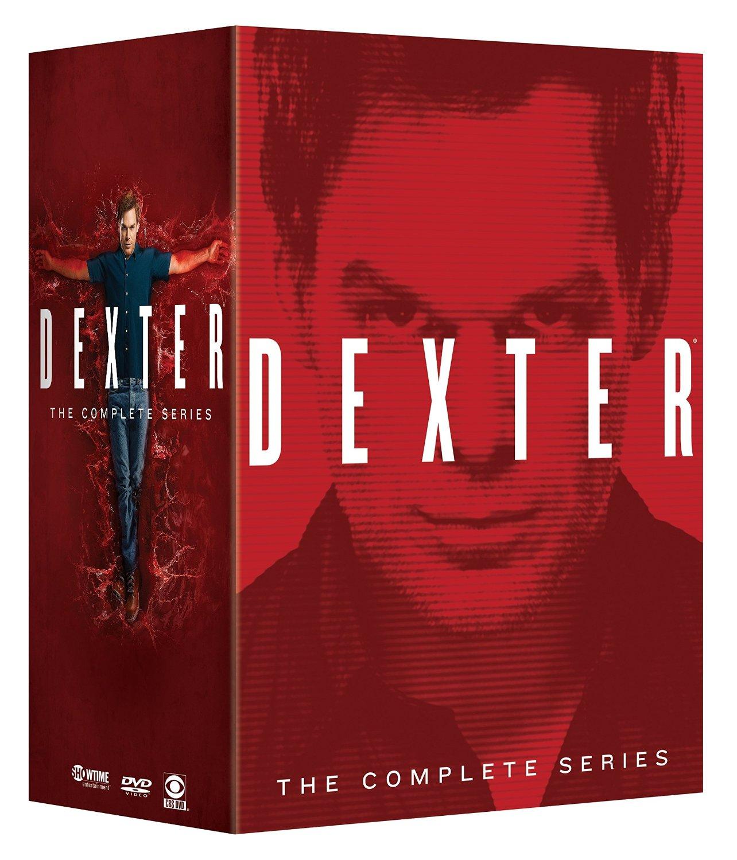 Dexter saison 1 à 7 en DVD