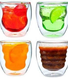 Ensemble de 4 verres Artisan