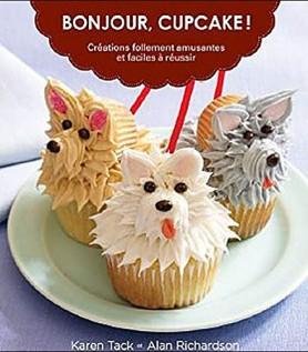 Bonjour, cupcake!