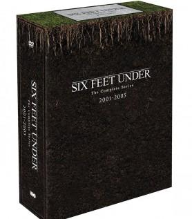 DVD : La série Six pieds sous terre (Six Feet Under)