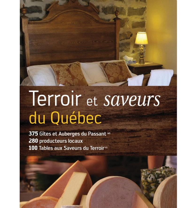Cliquez ici pour acheter Terroirs et saveurs du Québec