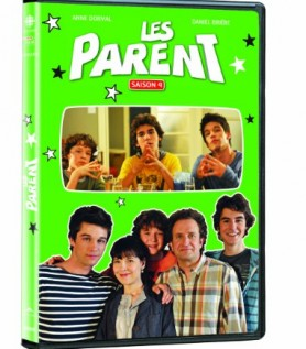 Coffret DVD de la saison 4 : Les Parent