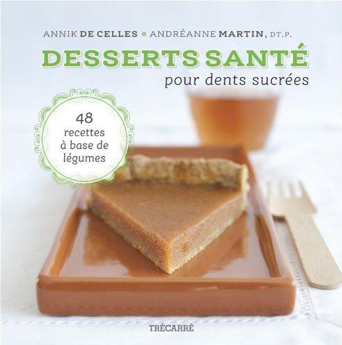Desserts santé pour dents sucrées!