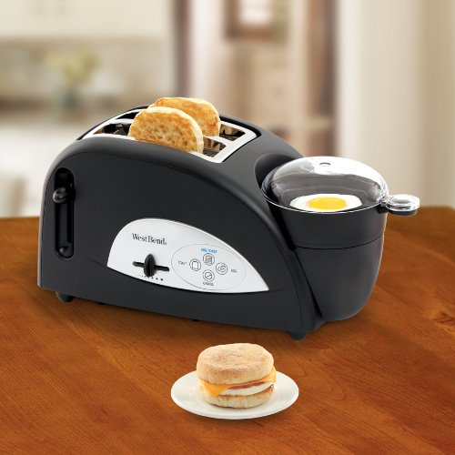 Grille pain original avec option oeufs id e cadeau qu bec for Innovative kitchen utensils