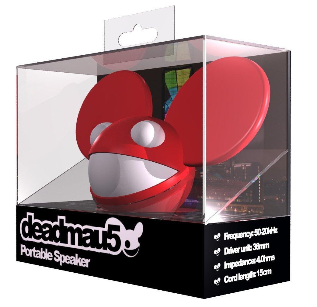 Haut-parleur de Deadmau5, le DJ canadien !