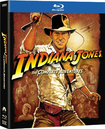 Indiana Jones – Coffrets Blu-ray de la série complète