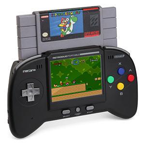 Console Portable Nintendo + Super NES
