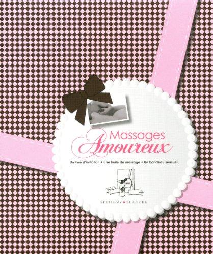 Massages amoureux : Livre et huile à massage!