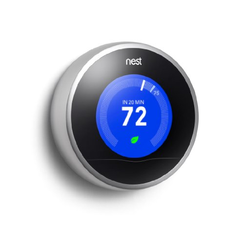 Nest – Le thermostat nouvelle génération