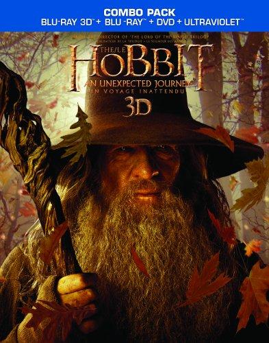 Le Hobbit : un voyage inattendu en Blu-ray et DVD