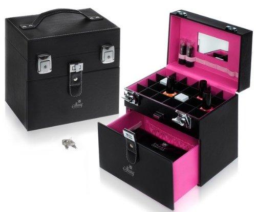 bo te pour vernis ongles id e cadeau qu bec. Black Bedroom Furniture Sets. Home Design Ideas