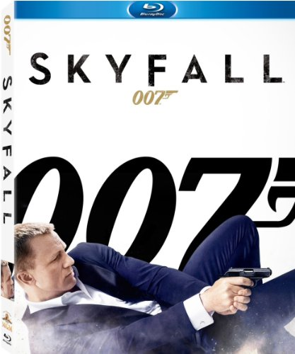 James Bond – Skyfall en Blu-ray et DVD