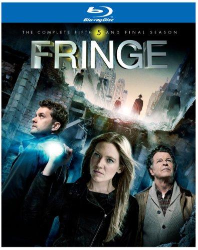 Fringe : Saison 5 (finale) en blu-ray!