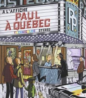 BD : Paul à Québec