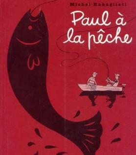 BD : Paul à la pêche