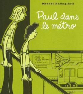 BD : Paul dans le métro