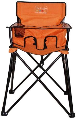 Chaise d'extérieure portative pour bébé!