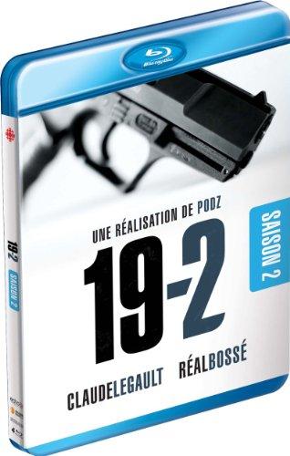 Série québécoise 19-2 saison 2 en DVD