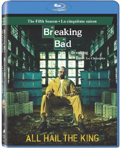 Série Breaking Bad – Saison 5 (1ère partie) en Blu-ray