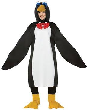 Déguisement de pingouin pour adulte