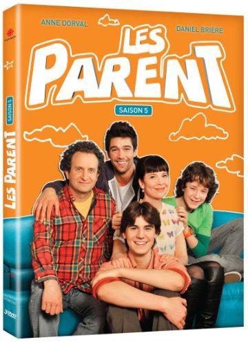 Coffret DVD de la saison 5 : Les Parent