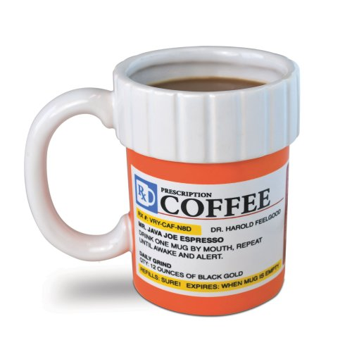 Tasse à café en prescription!