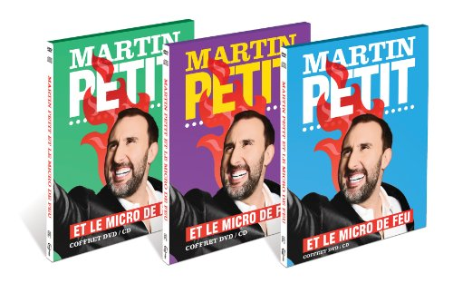 Martin Petit et le micro de feu