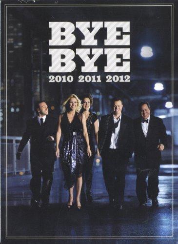Coffret DVD – Bye bye 2010 à 2012