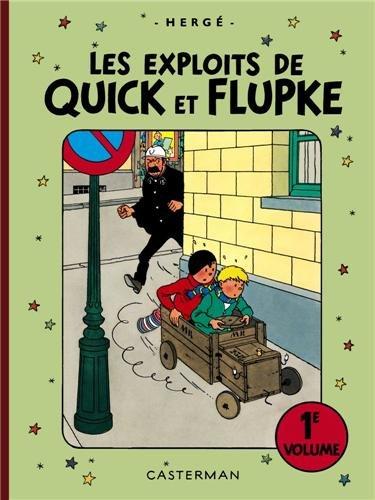 Bandes dessinées Quick et Flupke