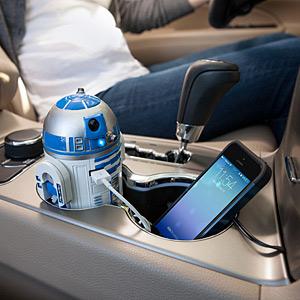Chargeur USB R2D2 pour la voiture