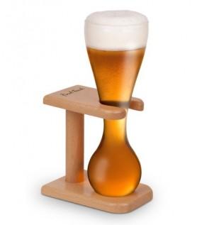 Grand verre de bière!