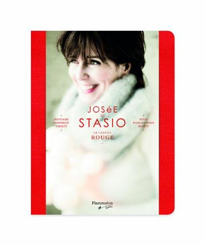 Le carnet rouge – Josée Di Stasio