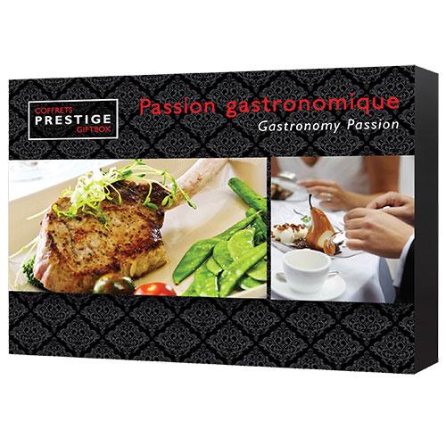 Passion gastronomique - Goûtez et dégustez à deux!