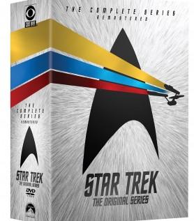 Star Trek : La série originale remasterisée